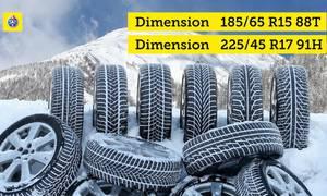 Autíčkář se ptá: Jak vybrat správné zimní pneumatiky? | Autíčkář se ptá