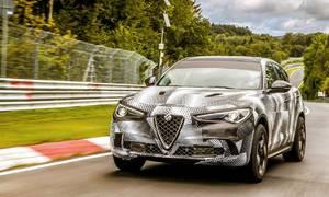 Novinky: Alfa Romeo Stelvio a rekord Nürburgringu – nevodí nás někdo za nos?