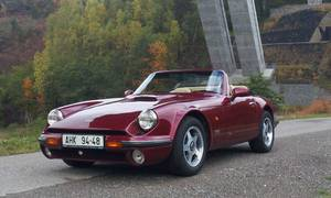 Historie, Recenze & testy: TVR S3 - Tohle je heavy metal