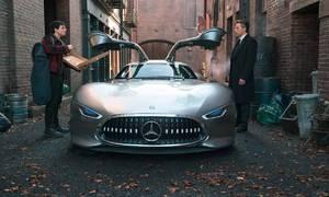 Novinky: Hrdinové Ligy spravedlnosti se budou po plátně prohánět v Mercedesech