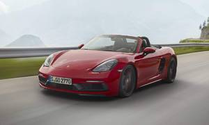 Novinky: Porsche dopřálo řadě 718 rychlejší verze GTS