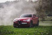 Alfa Romeo Stelvio 2.2D MultiJet: Na co si to hraješ?