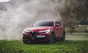 Recenze & testy: Alfa Romeo Stelvio 2.2D MultiJet: Na co si to hraješ?