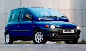 Historie: Fiat Multipla: Nepochopené umění