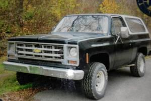 Chevrolet Blazer K5 1978