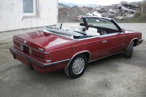 Dodge D600  1986