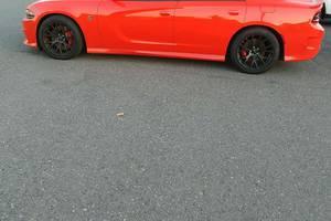 Dodge Charger DODGE CHARGER SRT 6.2 HELLCAT  2016
