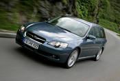 Subaru Legacy 3.0R: Neobyčejné kombi z Japonska | Auta z Frcu