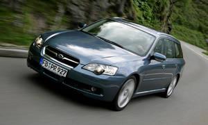 Bazarový snílek: Subaru Legacy 3.0R: Neobyčejné kombi z Japonska | Auta z Frcu