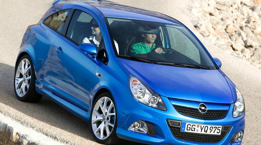 Autíčkářova garáž: Opel Corsa OPC   Autíčkářova garáž