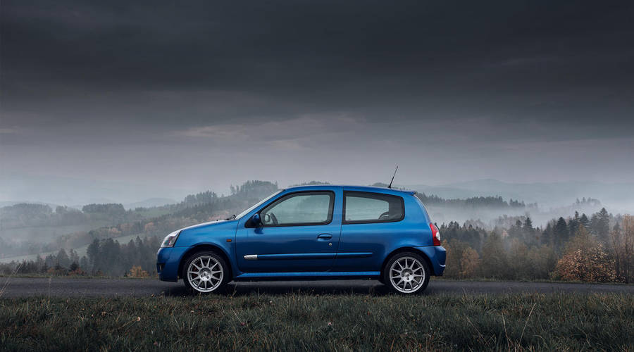 Recenze & testy: Renault Clio RS Jean Ragnotti: 'eNko' pro všední den | Za volantem