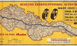 Autíčkářovy historky, Historie: Dálnice D1: Od Bati přes komunisty až po budoucnost