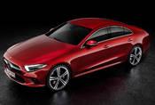 Nový Mercedes-Benz CLS je tady. O pohon se starají řadové šestiválce.