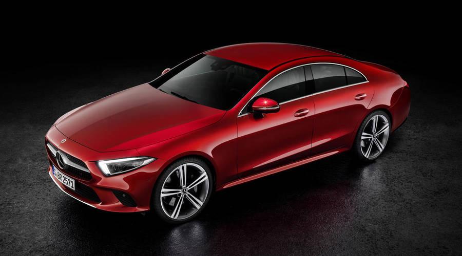 Představujeme: Nový Mercedes-Benz CLS je tady. O pohon se starají řadové šestiválce.