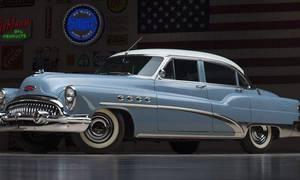Historie: Buick Roadmaster pro Howarda Hughese