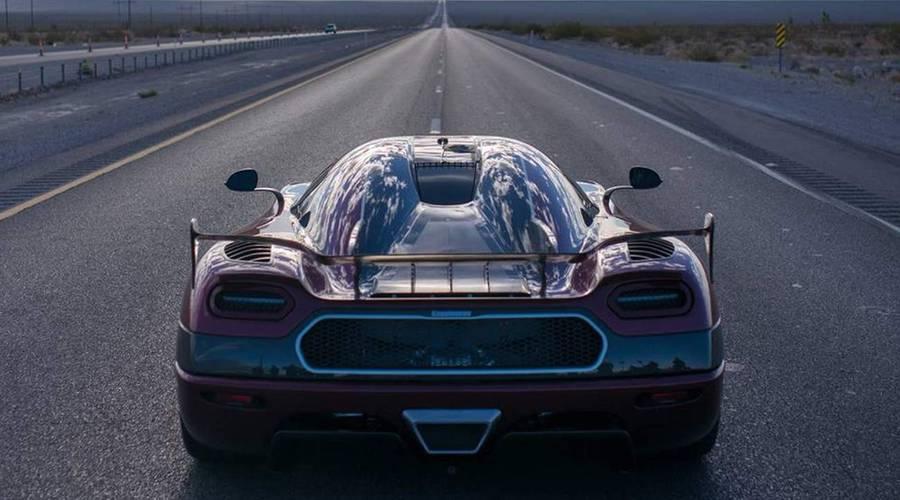 Novinky: Koenigsegg Agera RS je nejrychlejším produkčním autem světa. A fakt docela jede...