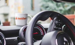 Autíčkářovy věci: Vychutnejte si kafe nebo čaj ze stylového hrnku od Autíčkáře!