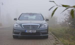 Mercedes S500L 4 Matic AMG – Sladký život šéfa podsvětí
