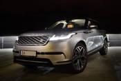 Range Rover Velar D240 SE: Nové vtělení terénní legendy