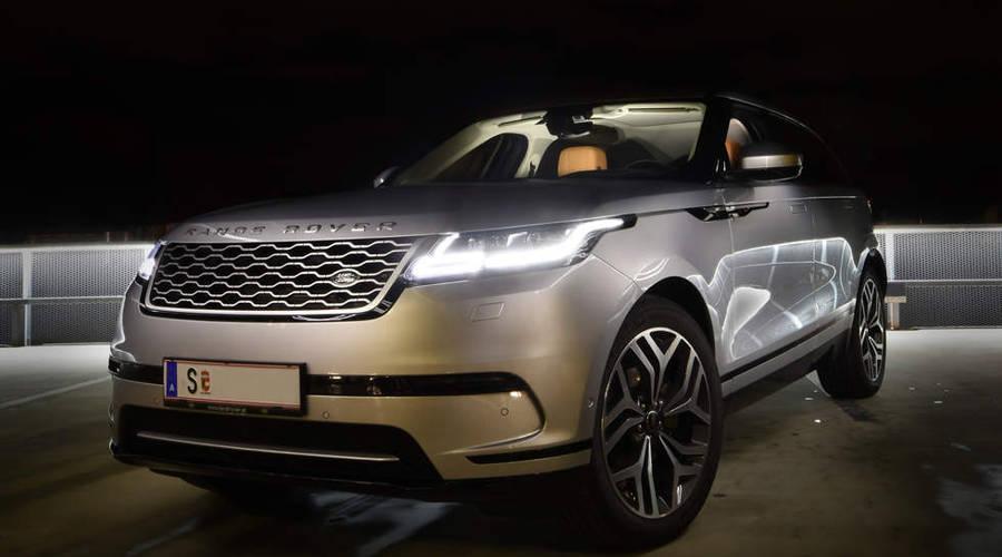 Recenze & testy: Range Rover Velar D240 SE: Nové vtělení terénní legendy