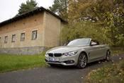 BMW 435d xDrive Cabrio: Nebe nad hlavou, diesel pod kapotou
