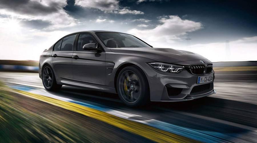 Novinky: BMW přichází s odtučněnou, přiostřenou a špatně dostupnou M3 CS