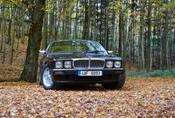Jaguar XJ6 Sovereign (XJ40) – posel z budoucnosti