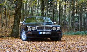 Historie, Recenze & testy: Jaguar XJ6 Sovereign (XJ40) – posel z budoucnosti