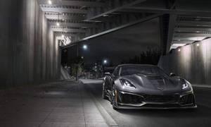 Představujeme: Corvette ZR1 je tady a je nejvýkonnějším Chevroletem v historii