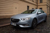 Opel Insignia 2.0 CDTI: Kompromis lepší než specialista?