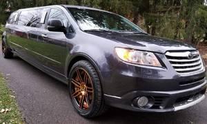 Novinky: Na prodej je nejdivnější limuzína na světě. Prodloužené Subaru Tribeca