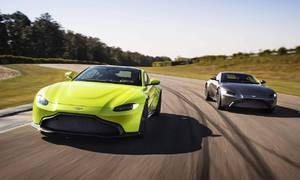 Novinky: Nový Aston Martin Vantage je velmi rychlý, hodně hezký a strašně zelený