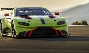 Novinky: Po silničním modelu, přichází Aston Martin i s Vantage GTE