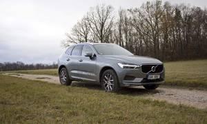Recenze & testy: Volvo XC60 D4: Když chcete 'něco jiného'
