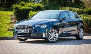 Recenze & testy: Audi A3 g-tron: Nafta patří do kamen