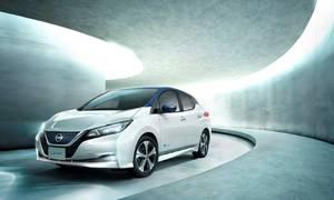 #autickarfuturista, Novinky: Přichází nový Nissan Leaf: bude mít Tesla problém?