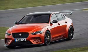 Novinky: Jaguar si urval rekord mezi sériovými sedany na Nürburgringu