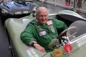 Norman Dewis: nestárnoucí legenda a opravdový Sir Jaguar