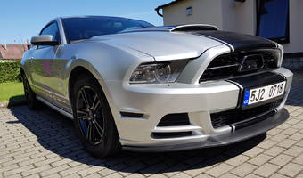 Ford Mustang 3,7 V6 229 kw   2014 2014