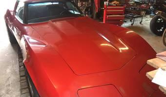 Chevrolet Corvette 5.7 V8 manual 1975