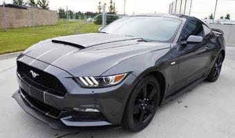 Ford Mustang Manuál - ROUSH body kit 2015