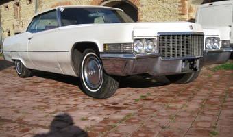 Cadillac deVille 1970 Cabrio 1970
