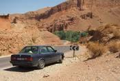 Se starým BMW za pár šlupek do Maroka a zase zpátky: Část třetí