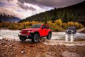 Jeep Wrangler 2018: Hliník se odstěhoval do Michiganu