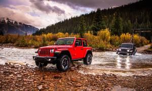 Představujeme: Jeep Wrangler 2018: Hliník se odstěhoval do Michiganu