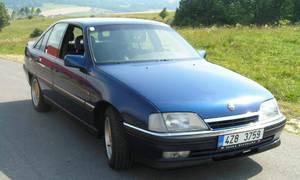 Opel Omega A 2.6i | Hrdinové za babku