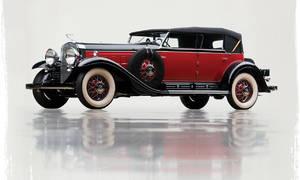 Historie: Cadillac V16: Pohádka se šestnácti trpaslíky