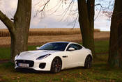 Jaguar F-type 2.0: Rocker hraje unplugged
