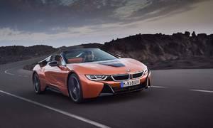 Novinky: BMW i8 dostalo v rámci faceliftu vyšší výkon a volné nebe nad hlavou