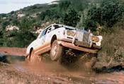 Sázka, která přivedla Rolls-Royce až na Rally Paříž - Dakar
